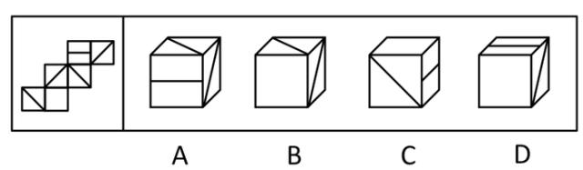 """图形推理""""折纸盒问题""""快解思路梳理"""
